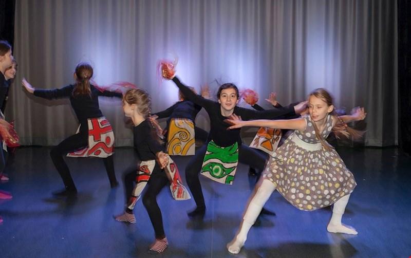 Manca v svetu plesa