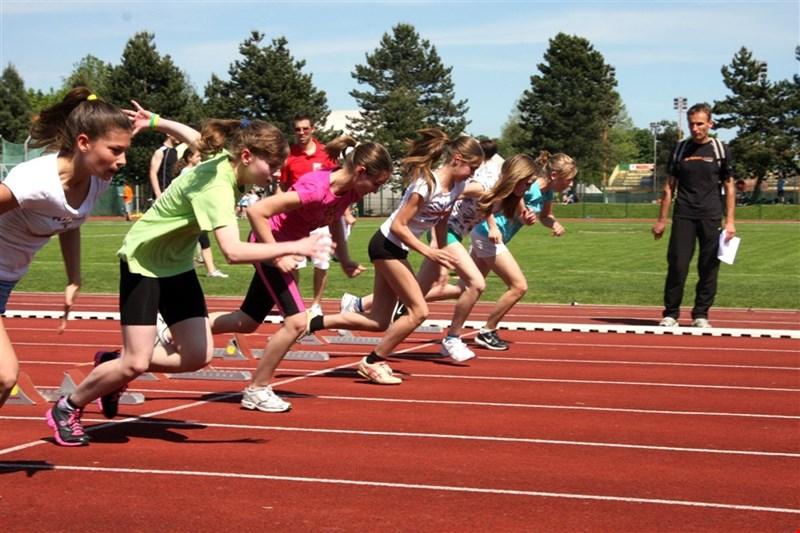 Medobčinsko osnovnošolsko posamično prvenstvo v atletiki