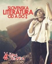 Slovenska literatura od A do Ž