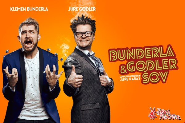 Bunderla&Godler šov