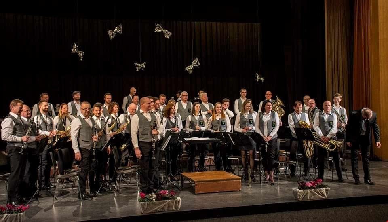 Novoletni koncert Godbe Liboje