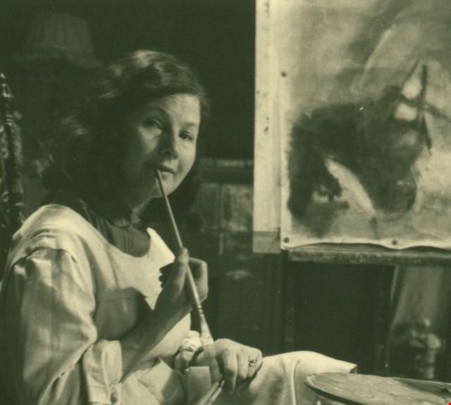 Iščemo slike akademske slikarke Jelice Žuža